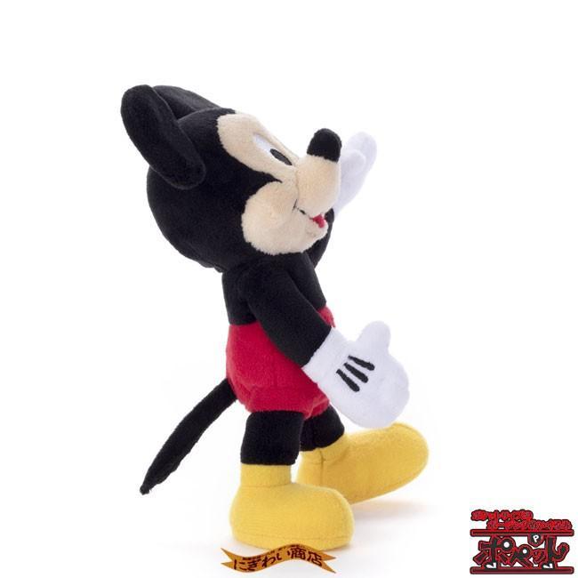 ディズニーキャラクター ポペット ミッキーマウス ぬいぐるみ nigiwaishouten 07