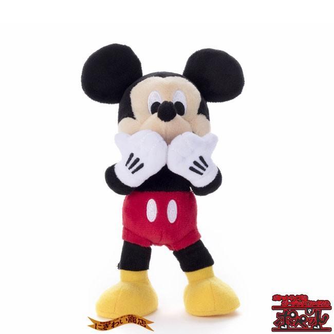ディズニーキャラクター ポペット ミッキーマウス ぬいぐるみ nigiwaishouten 08