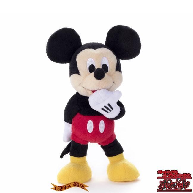 ディズニーキャラクター ポペット ミッキーマウス ぬいぐるみ nigiwaishouten 09