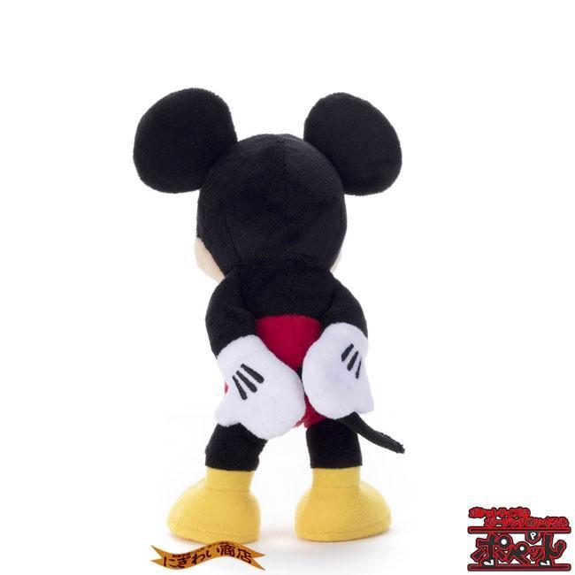 ディズニーキャラクター ポペット ミッキーマウス ぬいぐるみ nigiwaishouten 10