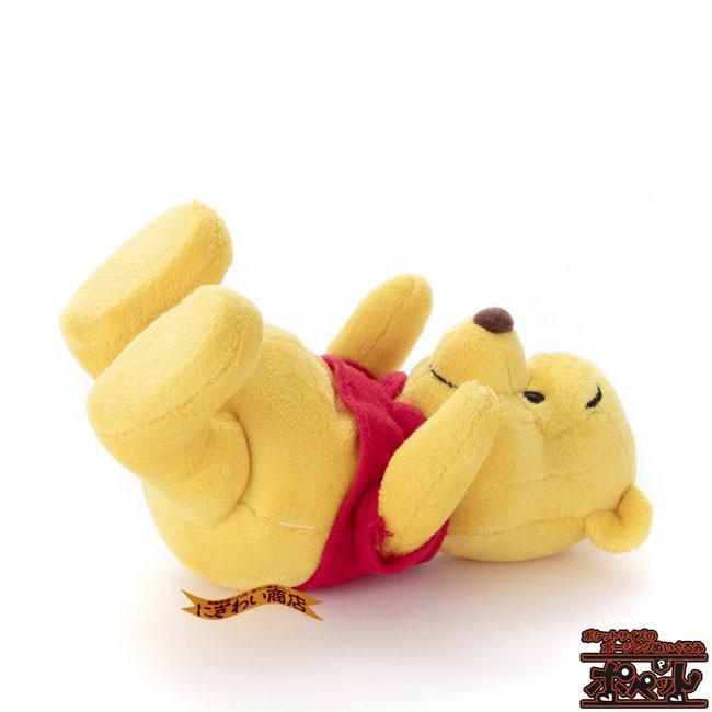 ディズニーキャラクター ポペット くまのプーさん  ぬいぐるみ|nigiwaishouten|07