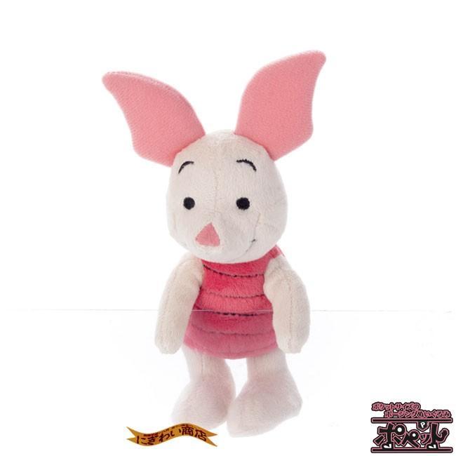 ディズニーキャラクター ポペット ピグレット  ぬいぐるみ|nigiwaishouten|06