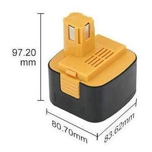 パナソニック 12V 互換 バッテリー 2個セット 3000mAh EZ9200 ezt901 EZ9200S EZ9107 EY9200 (B) EY9108 (S) EY9201 (B) EY9001 対応 panasonic|nihon-dm|02
