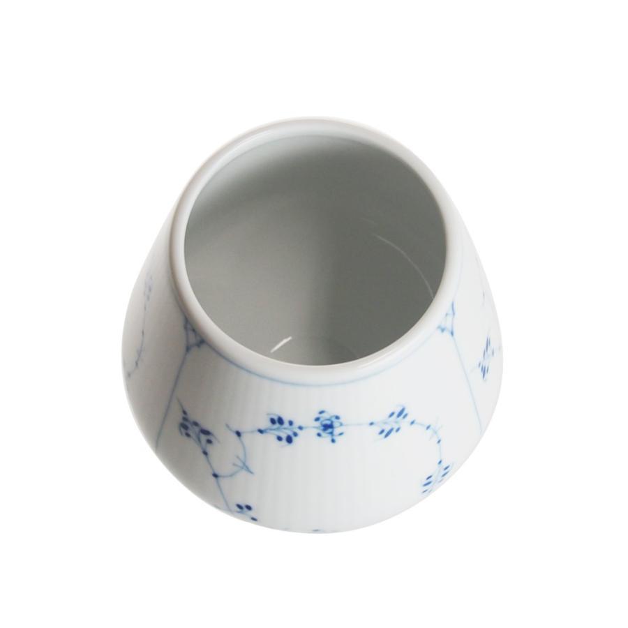 ロイヤルコペンハーゲン ブルーフルーテッド プレイン ベース 12cm 1-101-680|nihonnotsurugi|03