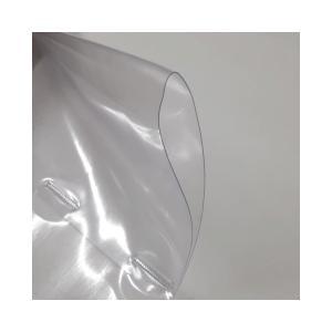 飛沫防止 防炎 透明ビニールカーテンシート(筒縫い加工あり)幅1.8メートル / 丈3メートル(2.2メートルよりカット長を選べます) / 厚さ0.3ミリ|nihonriko2|03