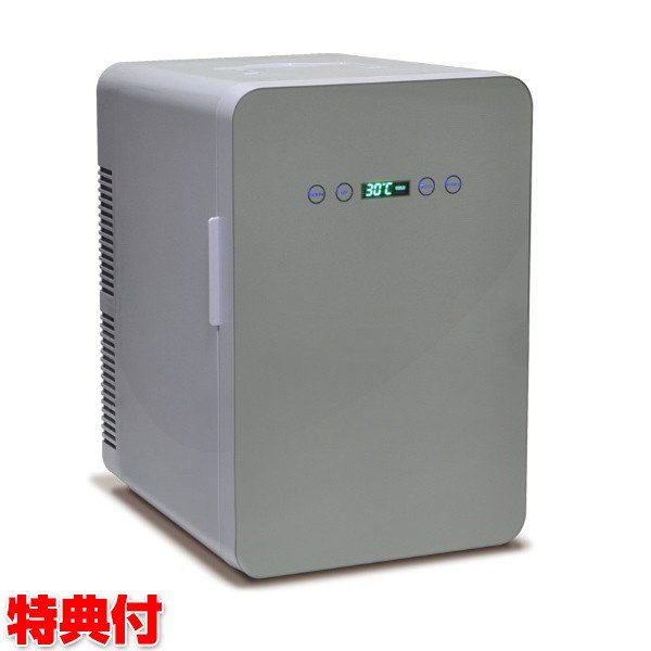 冷温庫24L VS-440 24Lダブルペルチェ冷温庫 日本製ペルチェを2つ搭載 冷蔵庫 保温庫 冷温庫 コンセント DC電源 2way電源