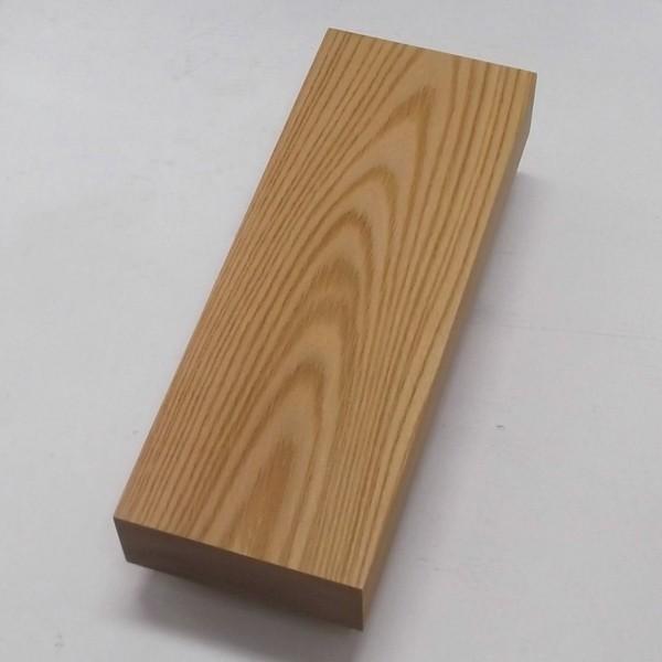 現品限り! 欅(けやき)表札用板、ビス、ドリル刃セット−A|niigata-honmono