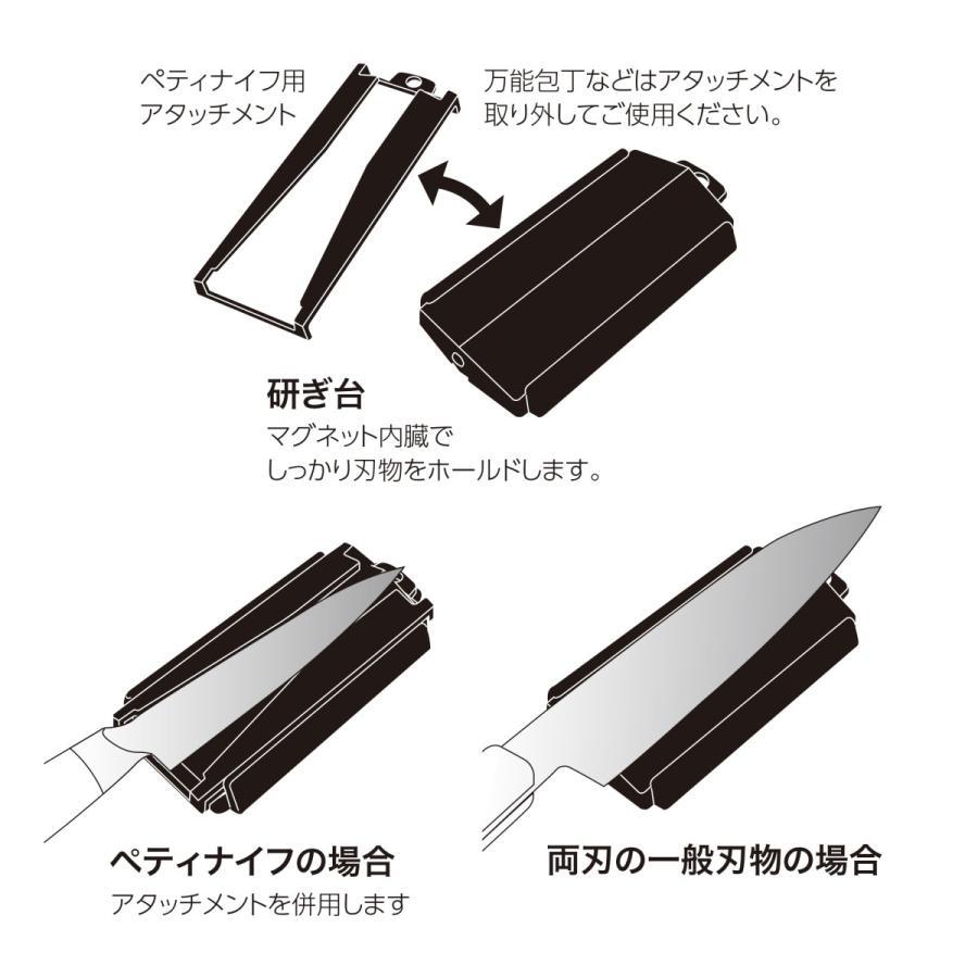"""ダイヤモンド×超仕上砥石""""極妙""""で本格的な仕上げが簡単・確実! スエヒロ イージーシャープニング HDK-8S niigata-honmono 04"""