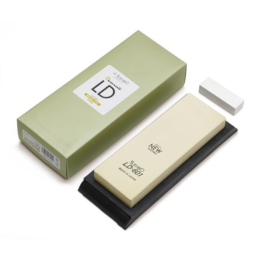 スエヒロ DEBADO[デバド] LD「業務用1号型砥石」仕上砥石#4000 LD-601 niigata-honmono