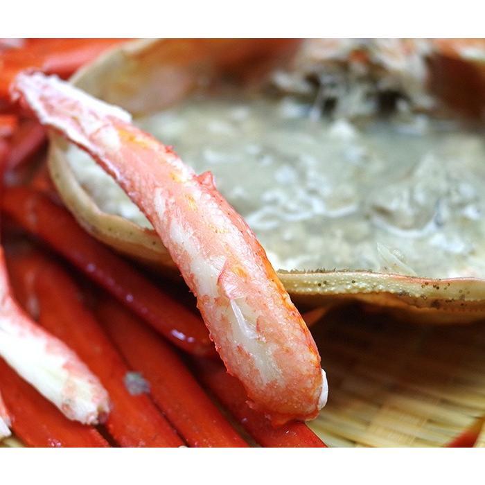 濃厚な旨味!日本海鮮魚センターの「ゆで紅ズワイガニ」 3尾(約1.5kg)/蟹 かに ずわいがに/御歳暮にも!ギフトにも!/のし無料/送料無料|niigata-shop|04