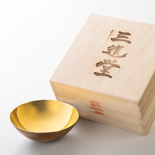 鎚器銅器玉盃(※こちらの商品は1枚です。銅面カラーを赤or青からお選びください)三共化研/送料無料|niigata-shop|02