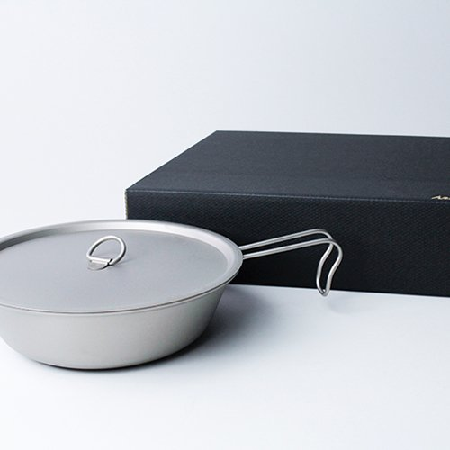 チタンディライトディッシュ800 蓋付 Art tech/送料無料 niigata-shop 06