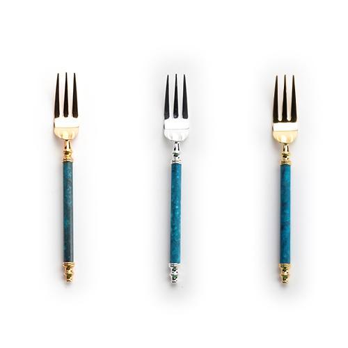 ヒメフォーク(ブルー)5本 合同会社アルチザン/送料無料|niigata-shop|02