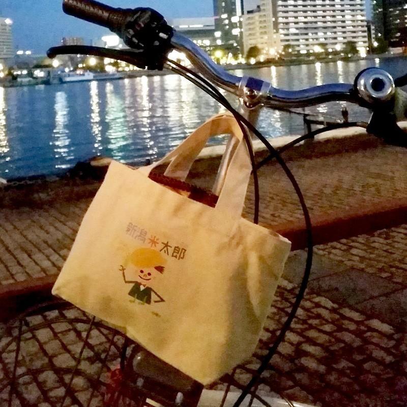 【お中元・贈り物に】新潟の米3種、バッグギ フトセット|niigatanokome|07