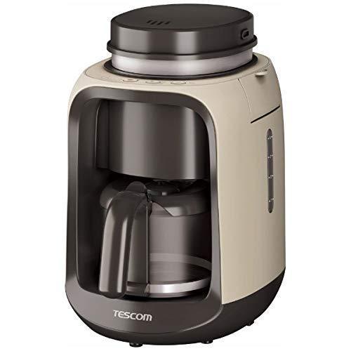 TCM501-C(コンフォートベージュ) 全自動コーヒーメーカー nijinoshop