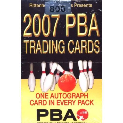 2007 PBA トレーディングカード BOX