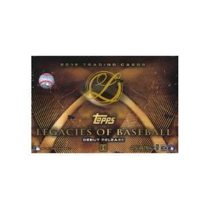 MLB 2016 TOPPS LEGACIES OF BASEBALL