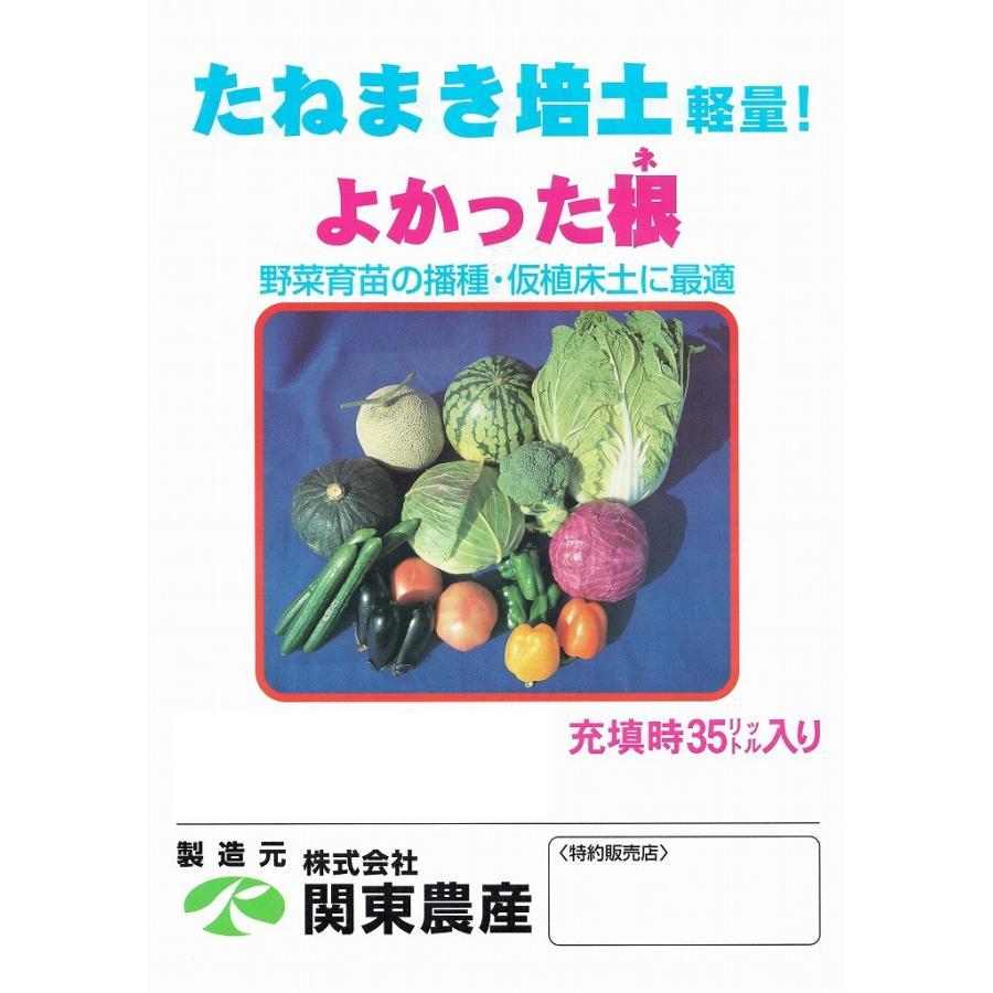 関東農産 たねまき培土 よかった根 35L×30袋