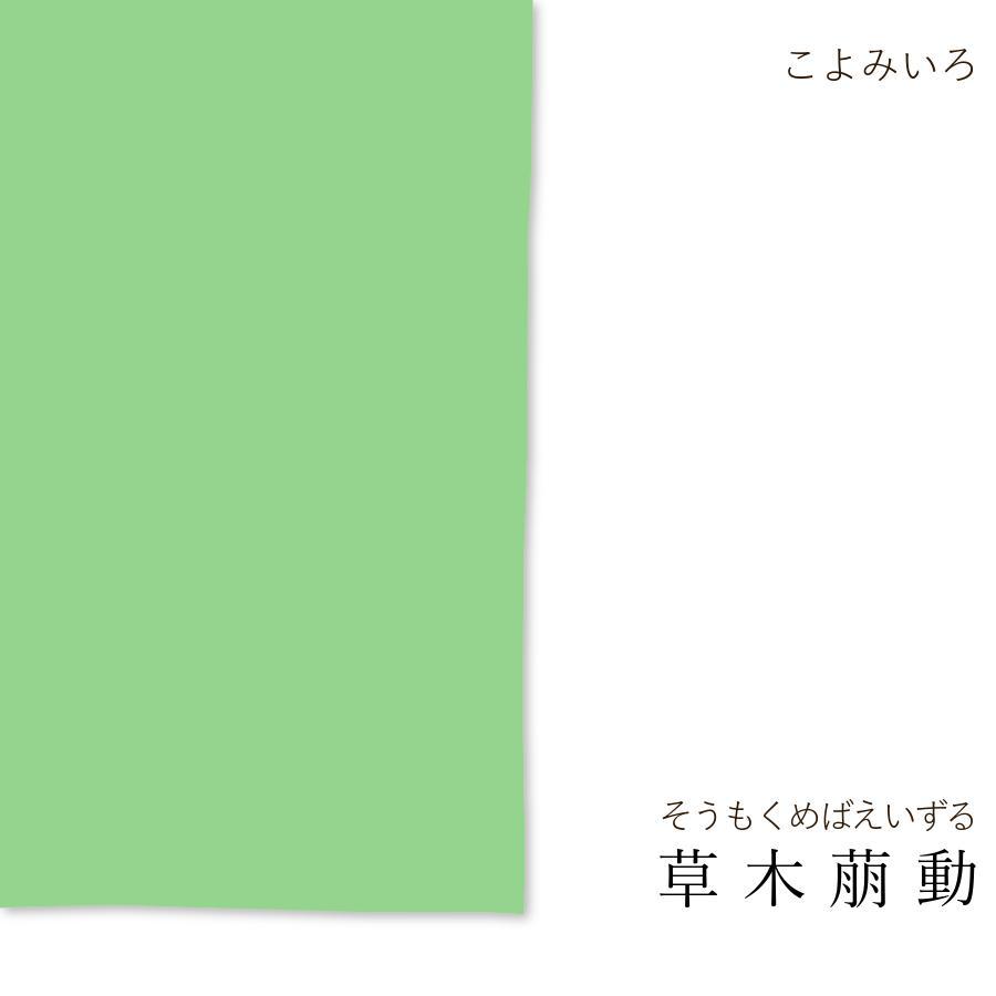 半てぬぐい 色無地 こよみいろ|niko-towel|15