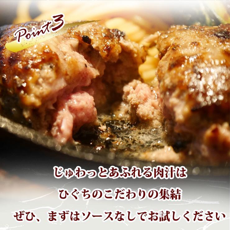 ギフト 肉 牛肉  和牛 飛騨牛 生ハンバーグ 120g×6個 送料無 御礼 内祝 御祝 プレゼント 肉のひぐち|nikunohiguchi-yafuu|08