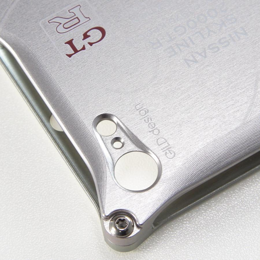 日産(NISSAN) GTR for ハコスカ ジュラルミンiPhoneケース [7,8対応] nimitts 04