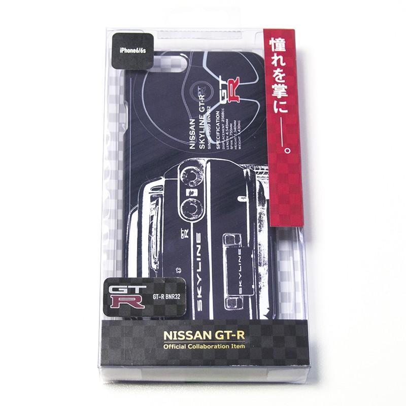 日産(NISSAN) GTR for R32 iPhoneケース(ポリカーボネート)|nimitts|02