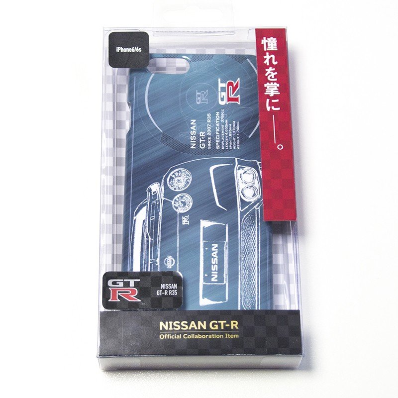 日産(NISSAN) GTR for R35 iPhoneケース(ポリカーボネート)|nimitts|02
