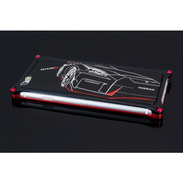 NISMO iPhoneバンパーパネルBセット [6/7/8/7Plus/8Plus対応] nimitts 03