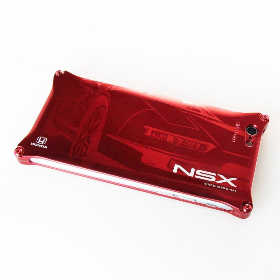 ホンダ(HONDA) NSX for E-NA1 ジュラルミンiPhoneケース [6/7/8対応]|nimitts|03