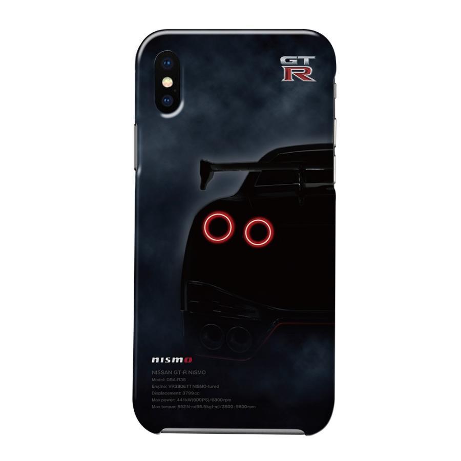 日産GT-R NISMO iPhoneケース(ポリカーボネート)  [iPhoneX,7/8対応] nimitts