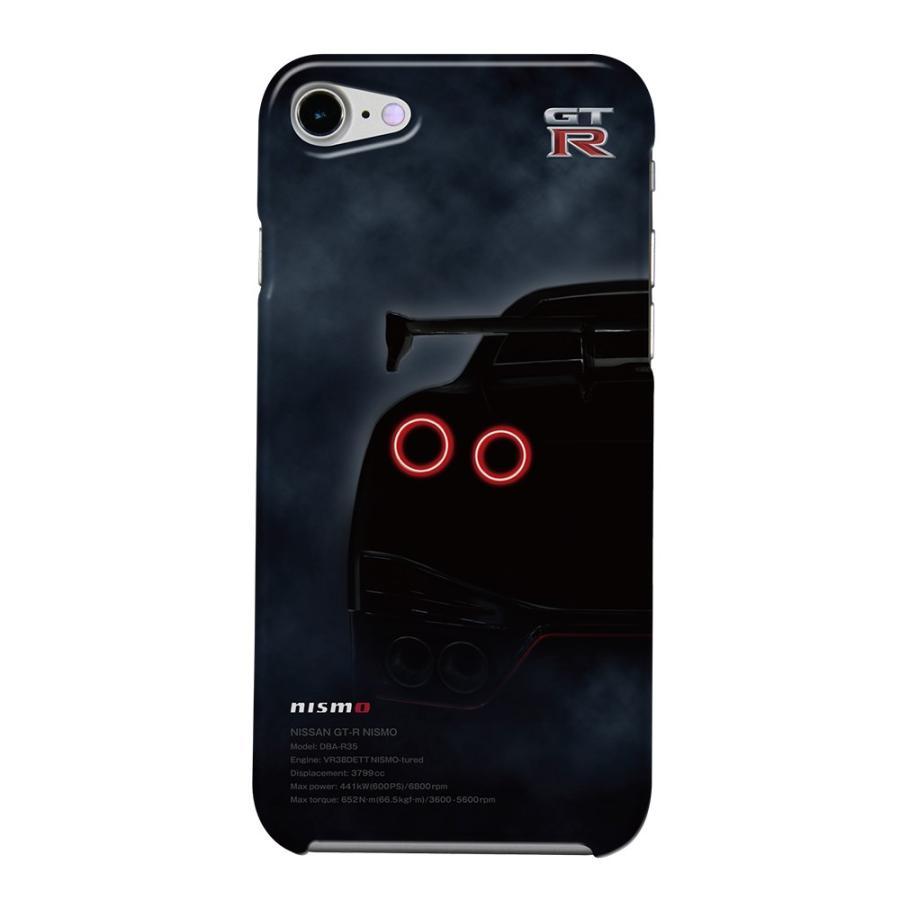 日産GT-R NISMO iPhoneケース(ポリカーボネート)  [iPhoneX,7/8対応] nimitts 02