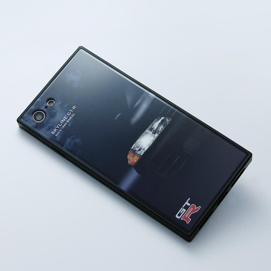 GT-R スクエア型iPhoneケース for BNR32 [iPhoneX/XS,7/8/SE2対応]|nimitts|09