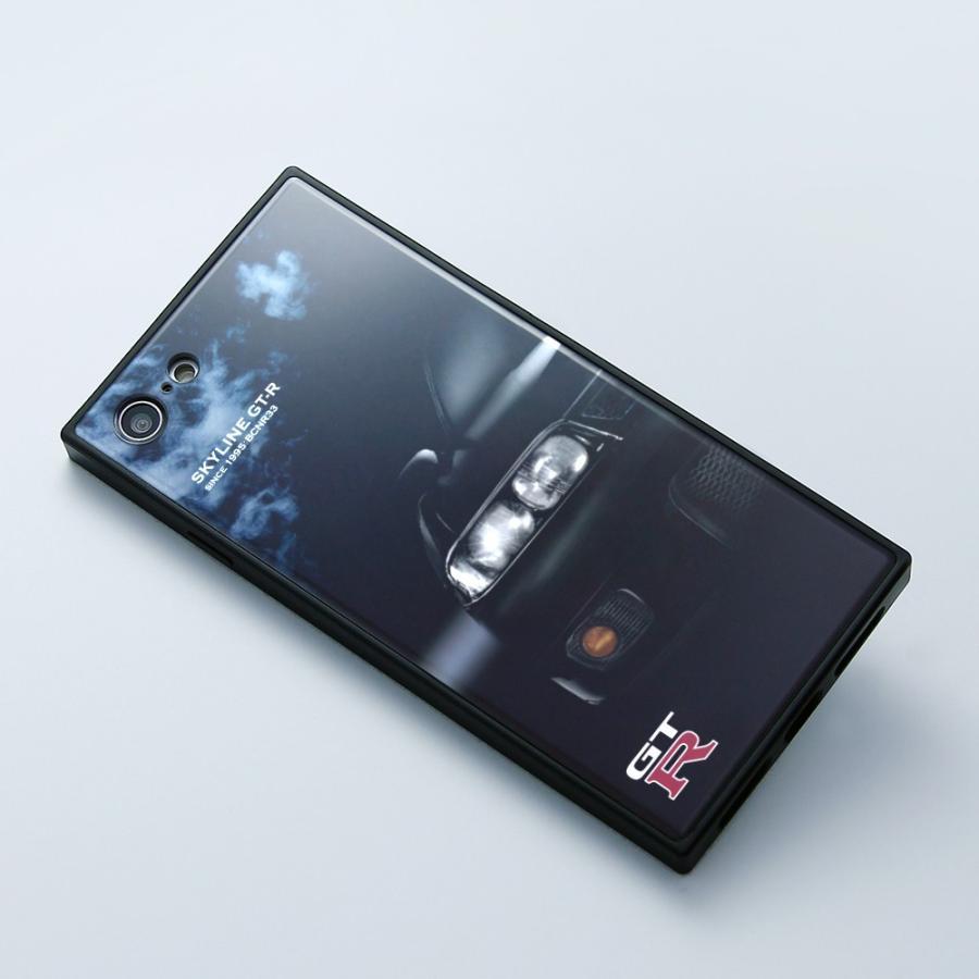 GT-R スクエア型iPhoneケース for BCNR33 [iPhoneX/XS,7/8/SE2対応]|nimitts|09