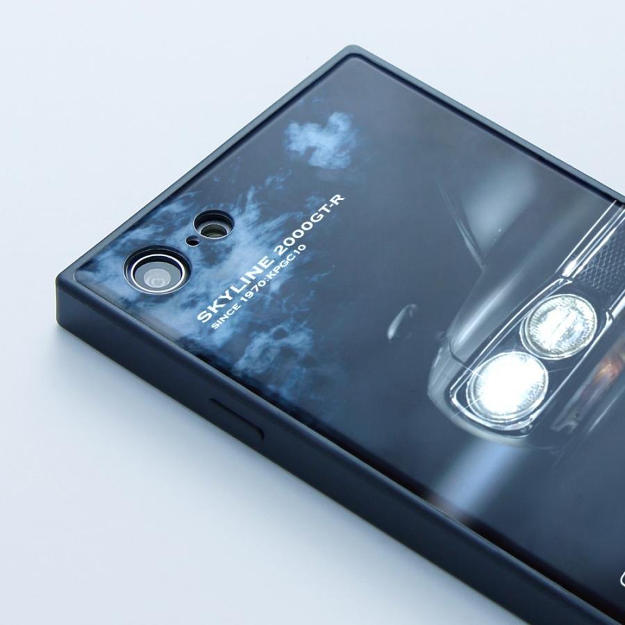 GT-R スクエア型iPhoneケース for KPGC10 [iPhoneX/XS,7/8/SE2対応]|nimitts|03