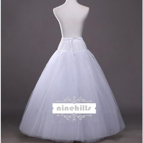 4d50199d5feae パニエ ワイヤーなし 大人ドレス ウェディングドレス用 エンパイア A ...