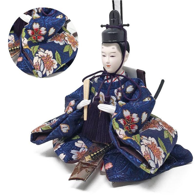 雛人形 ひな人形 ピンク平飾り コンパクト 雛 平飾り 親王飾り|ningyohonpo|07