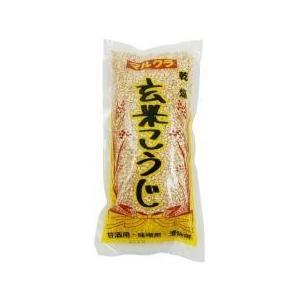 オーバーのアイテム取扱☆ 国内産米こうじ 海外 玄米500g マルクラ