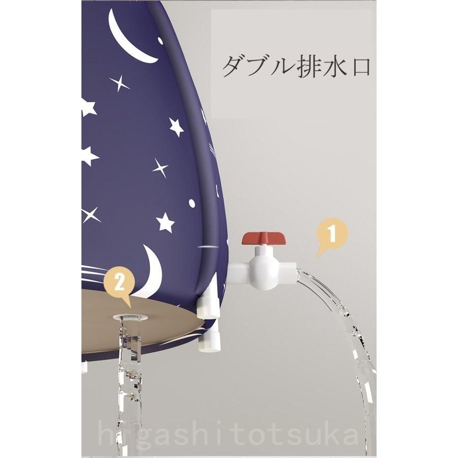 ポータブルバスタブ折りたたみ浴槽シャワールーム水風呂プールキャンプ簡易浴槽家庭用浴槽大人子供 ninkinitusyou 10