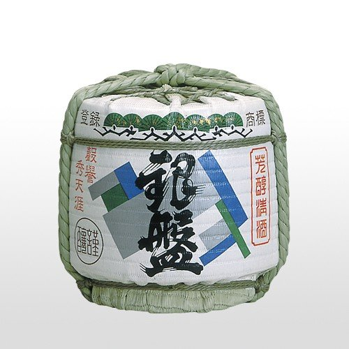 日本酒 銀盤 上撰 樽詰 1.8L|ninsake-ginban