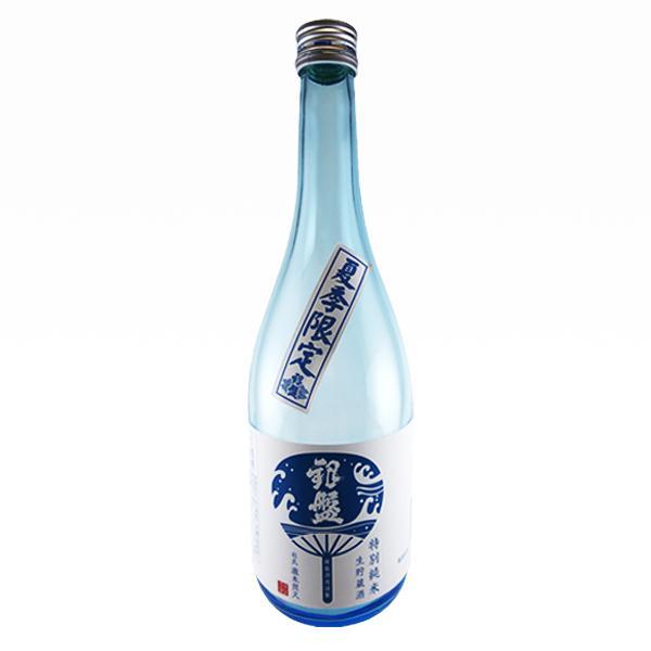 日本酒 銀盤 特別純米生貯蔵酒(夏季限定)|ninsake-ginban