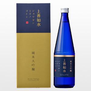 日本酒 上善如水 純米大吟醸 720ml ninsake-jozen 02