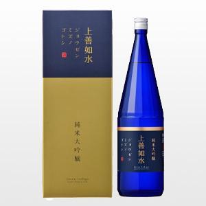 日本酒 上善如水 純米大吟醸 1.8L|ninsake-jozen|02