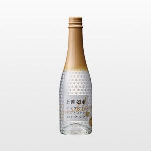 日本酒 上善如水スパークリング 360ml|ninsake-jozen