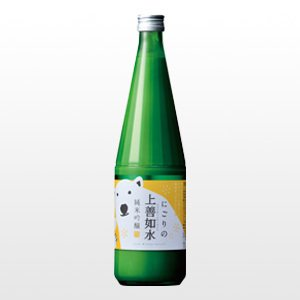日本酒 【期間限定酒】にごりの上善如水 純米吟醸|ninsake-jozen
