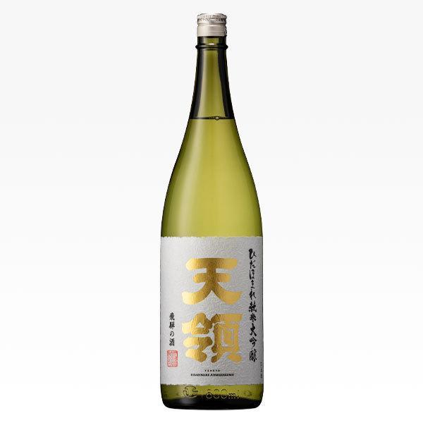 日本酒 純米大吟醸 ひだほまれ 天領 1.8L|ninsake-tenryou