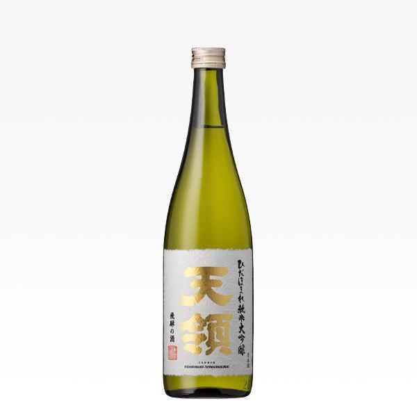 日本酒 純米大吟醸 ひだほまれ 天領 720ml|ninsake-tenryou