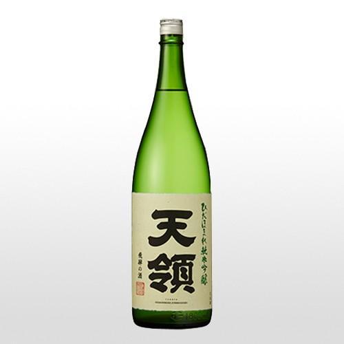 日本酒 純米吟醸 ひだほまれ 天領 1.8L|ninsake-tenryou