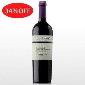 【チリ】カサ・バウサ ブレンド 2016 ¥9,350(税込)→sale価格¥6,150(税込)|ninsake-wine