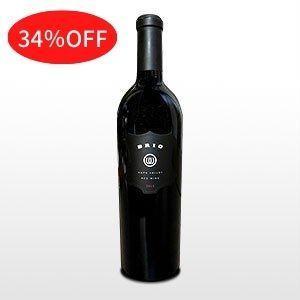 【アメリカ】BRIO ナパバレーカベルネ・ソーヴィニヨン 2014 ¥23,283(税込)→sale価格¥15,150(税込) ninsake-wine