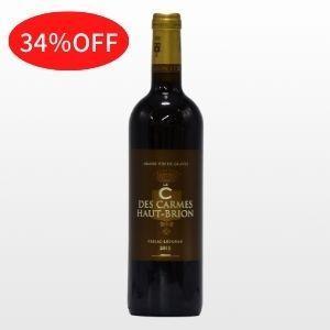 【フランス】ル セーデ カルム オーブリオン ¥5,920(税込)→sale価格¥3,850(税込) ninsake-wine